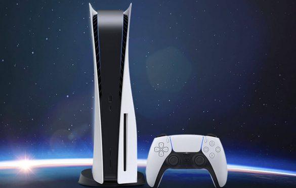 کنسول پلی استیشن 5 با ظاهر شبیه به PS2