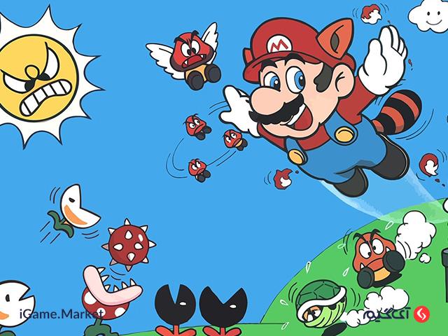 بازی سوپر ماریو