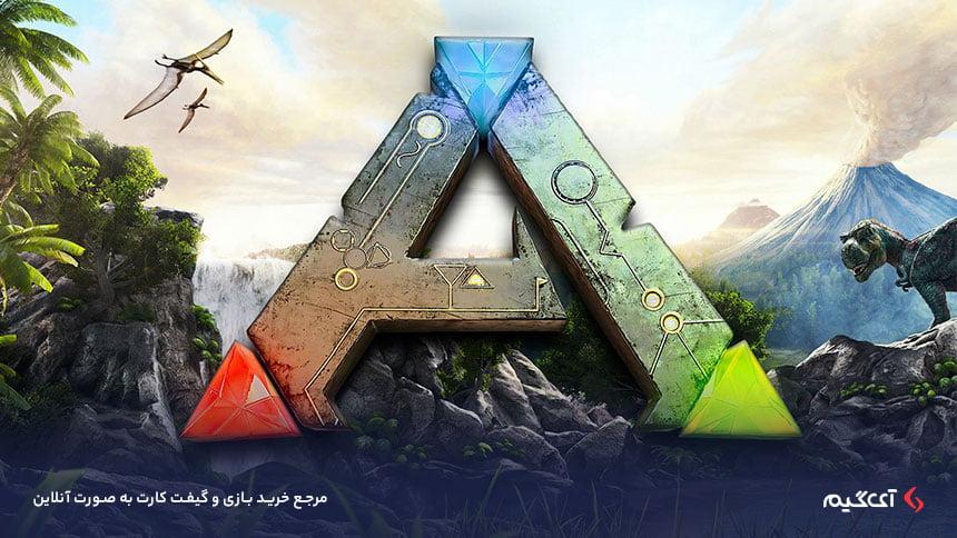 کاور بازی Ark: Survival Evolved