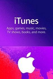 خرید گیفت کارت Apple iTunes