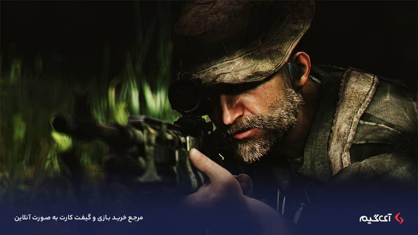 Call of Duty Modern Warfare بازی