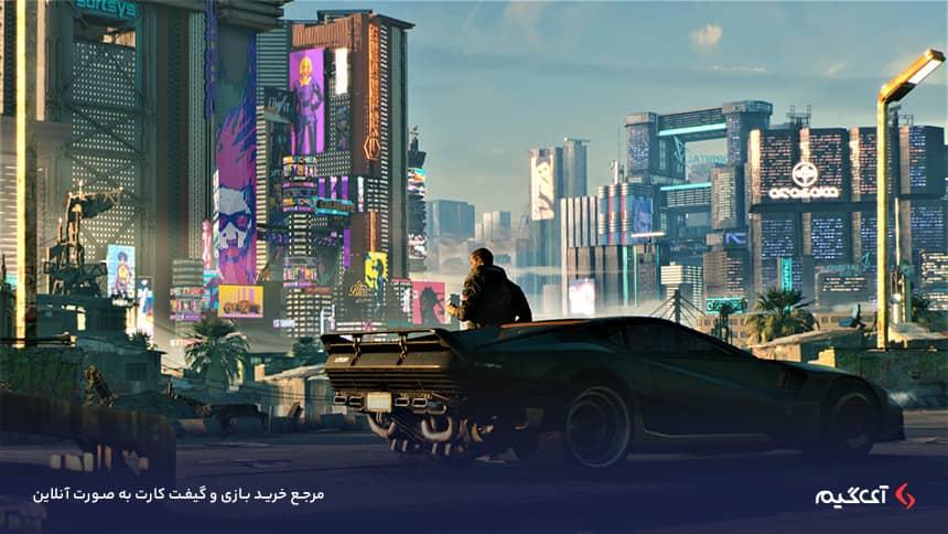 تریلر باز یcyberpunk 2077