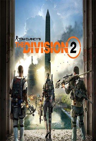 خرید بازی Tom Clancy's The Division 2