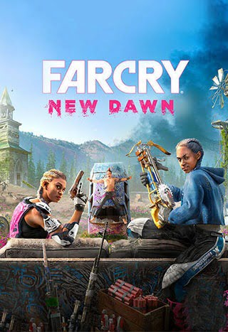 خرید بازی Far Cry New Dawn