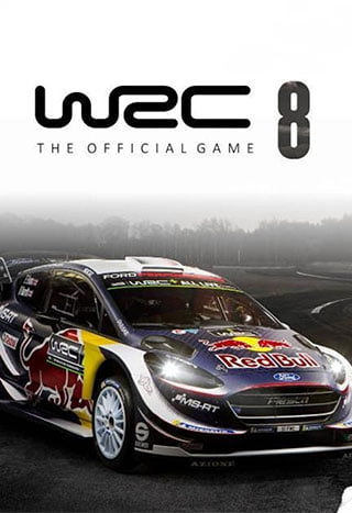 خرید بازی WRC 8 FIA World Rally Championship