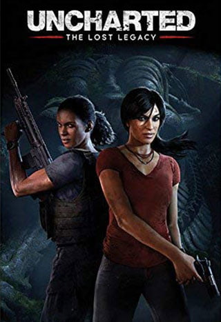 خرید بازی Uncharted: The Lost Legacy