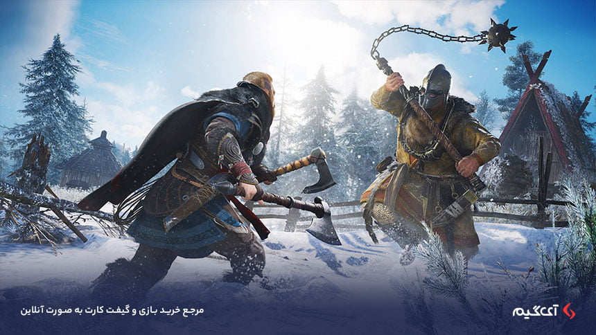 داستان بازی Assassin's Creed Valhalla