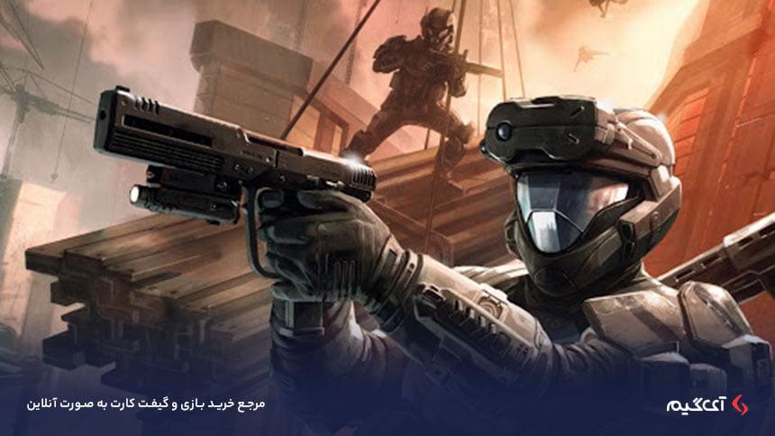 در Halo 3 به همراه بازیکنان دیگر به جنگ بیگانگان بروید