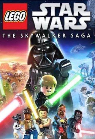 خرید بازی Lego Star Wars: The Skywalker Saga