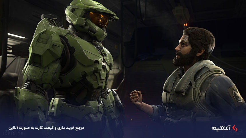 بازی Halo Infinite جهانی بازتر را به نمایش میگذارد