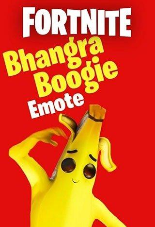 خرید پک Fortnite – Bhangra Boogie Emote