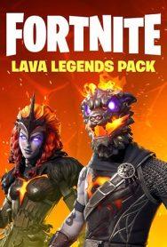 خرید دی ال سی Fortnite – Lava Legends