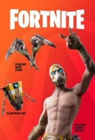 خرید دی ال سی Fortnite – Psycho Bundle