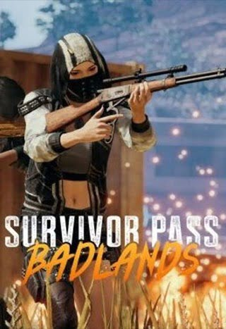 خرید پک PUBG – Survivor Pass 5: Badlands