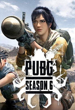 خرید پک PUBG – Survivor Pass 6: Shakedown