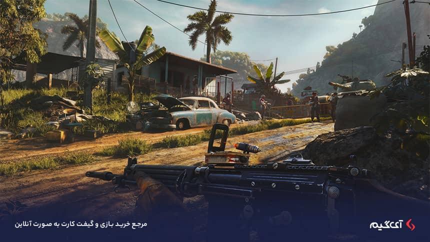 محیط بازی Far Cry 6