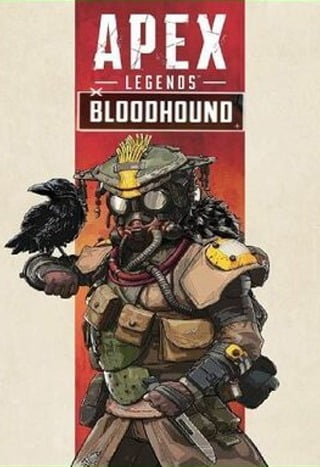 خرید دی ال سی Apex Legends – Bloodhound Edition