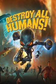 خرید بازی Destroy All Humans