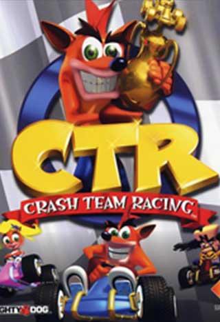 خرید بازی Crash team racing