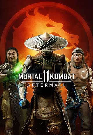 خرید دی ال سی Mortal Kombat 11: Aftermath