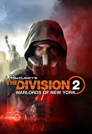 خرید پک THE DIVISION 2 WARLORDS OF NEW YORK EXPANSION