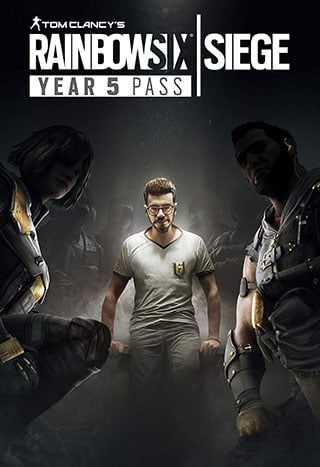 خرید پک Tom Clancy's Rainbow Six Siege Year 5 Pass