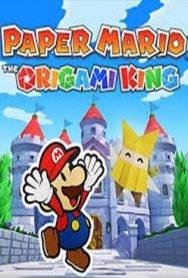 خرید بازی Paper Mario The Origami King