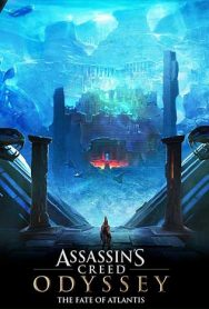 خرید دی ال سی The Fate of Atlantis