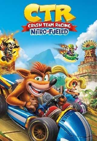 خرید بازی Crash Team Racing: Nitro Fueled