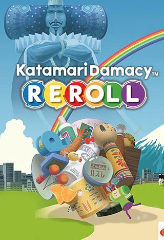 خرید بازی Katamari Damacy REROLL