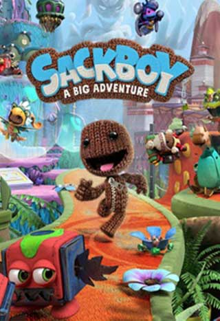 خرید بازی Sackboy: A Big Adventure