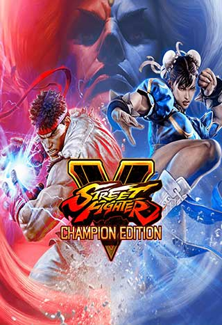 خرید بازی Street Fighter V: Champion Edition