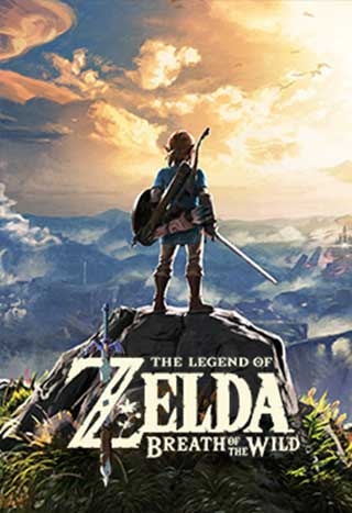 خرید بازی The Legend of Zelda: Breath of the Wild