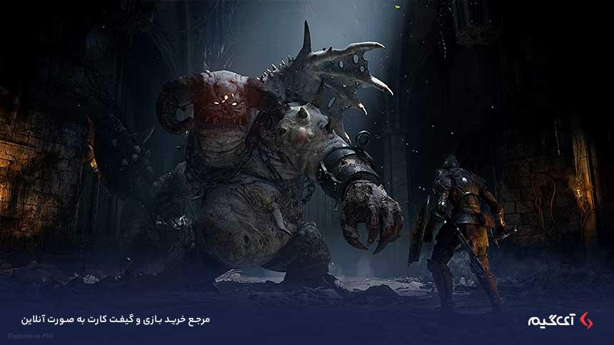 داستان بازی Demon's Souls