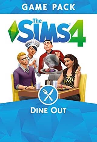 خرید دی ال سی  Dine Out بازی Sims 4