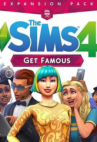 خرید دی ال سی Get Famous بازی Sims 4