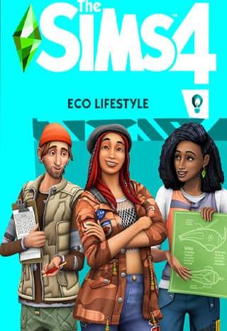 خرید دی ال سی Eco Lifestyle بازی Sims 4
