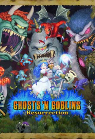 خرید بازی Ghosts 'n Goblins Resurrection