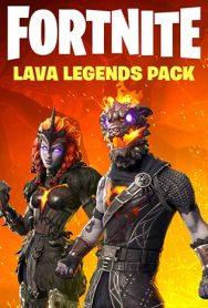 خرید باندل Lava Legends pack فورتنایت
