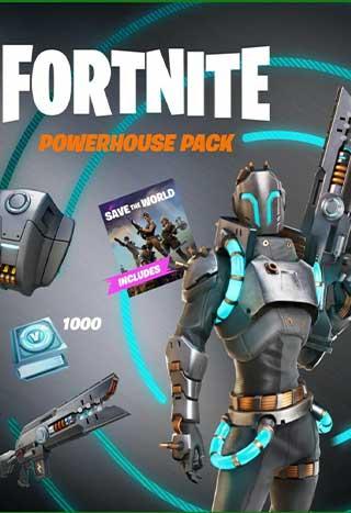 خرید  Powerhouse Pack فورتنایت