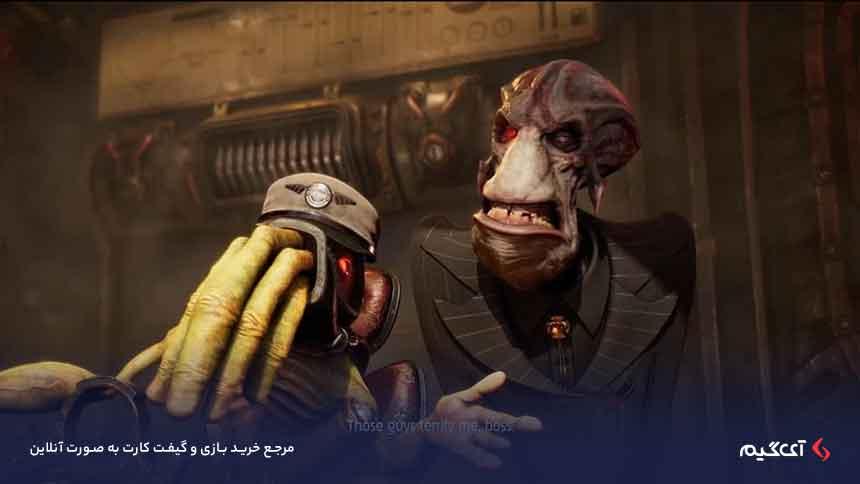 پایان های متفاوت در بازی Oddworld: Soulstorm